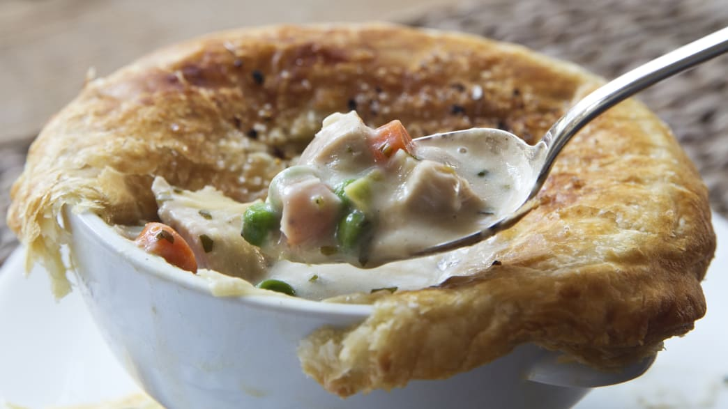 Make These Barefoot Contessa Chicken Pot Pies