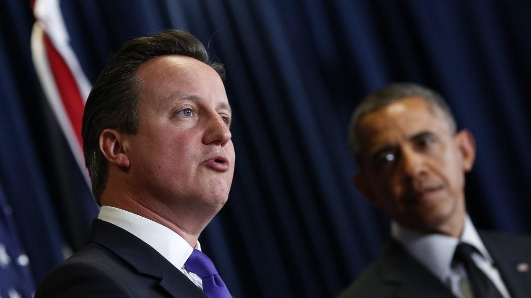 Britain Readies Attacks on ISIS