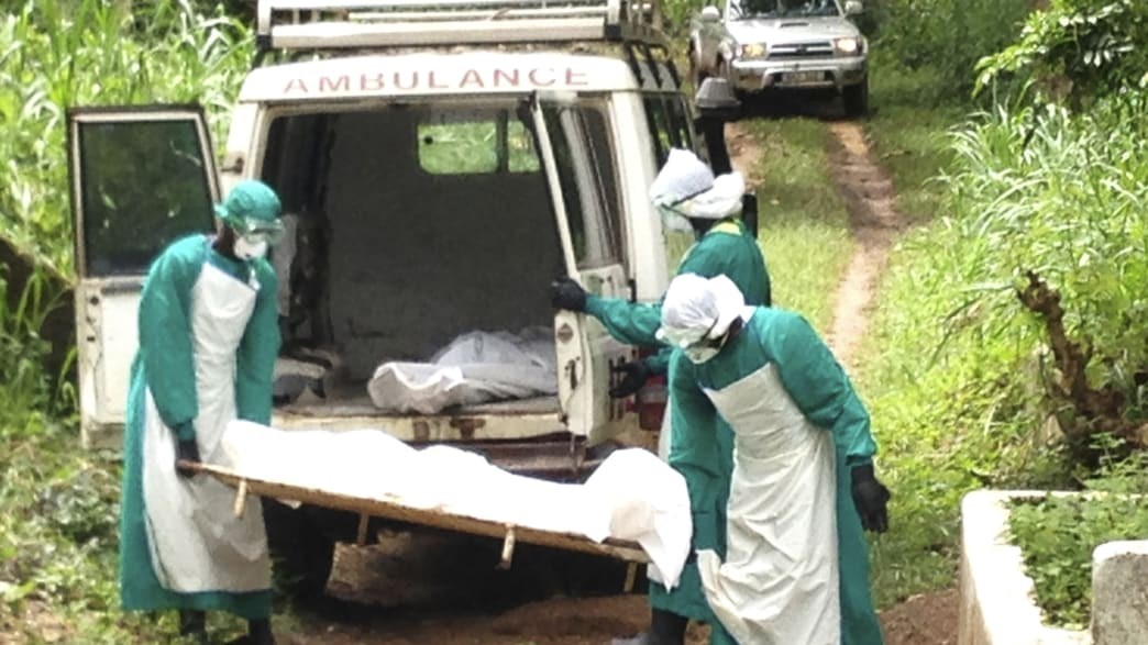 Ebola Experts Warn of an African 'Apocalypse'