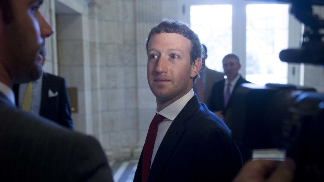Mark Zuckerberg's Group Threatens Republicans