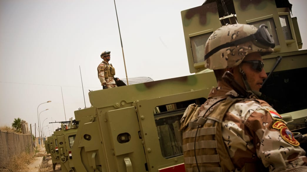Iraq's Terrorists Are Becoming a Full-Blown Army