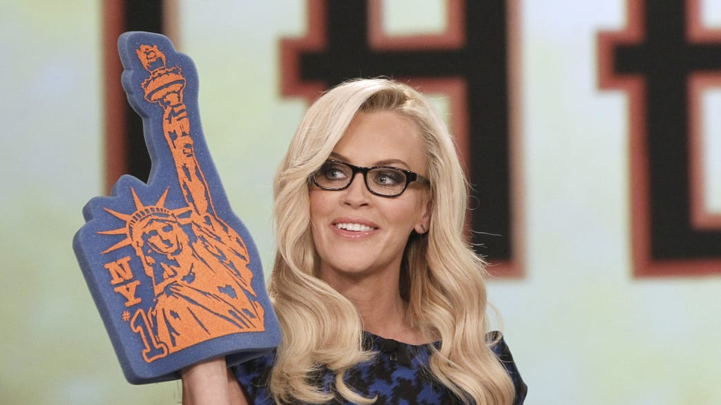 It's Not Just the Vaccines. Jenny McCarthy's New Book Offers More 'Lessons'