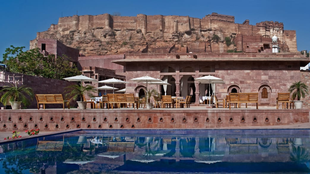 Jodhpur Is an Oasis in the Middle of the Mad Rush of India