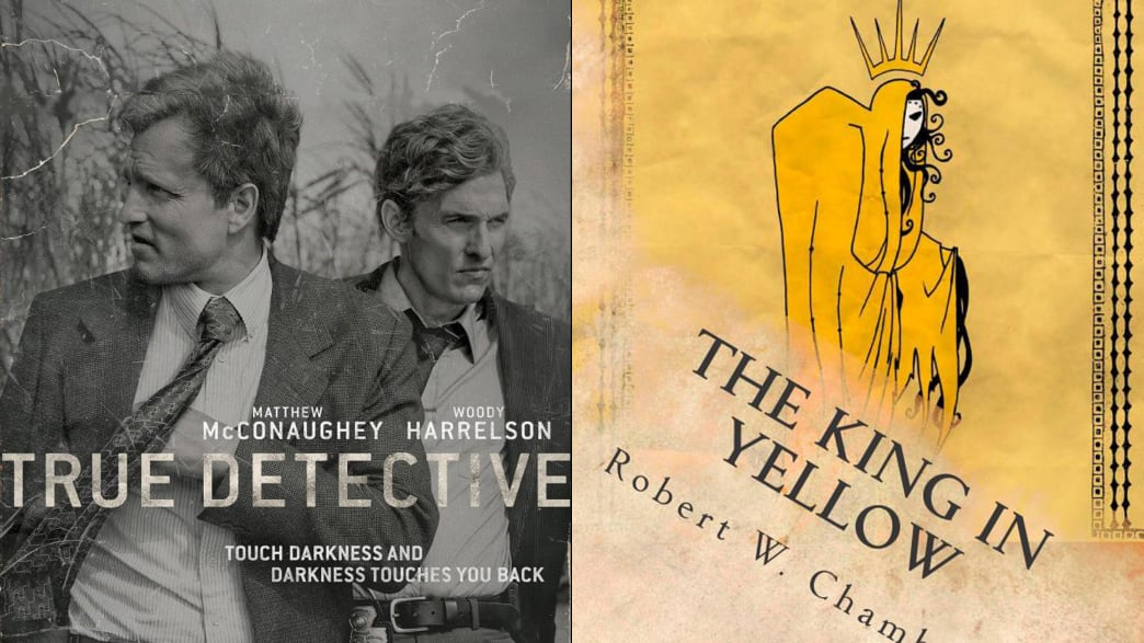Read 'The King in Yellow,' the 'True Detective' Reference That's the Key to the Show