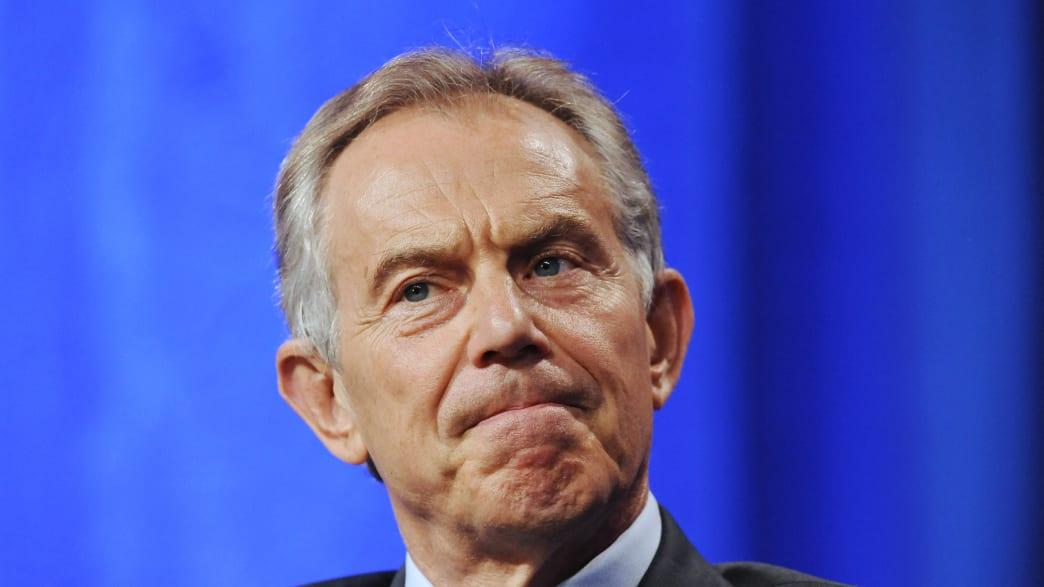 Tony Blair Says He Gave 'Informal Advice' to Rebekah Brooks