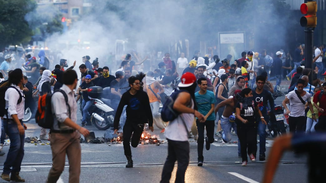 Is This the End of Hugo Chavez's Venezuela?