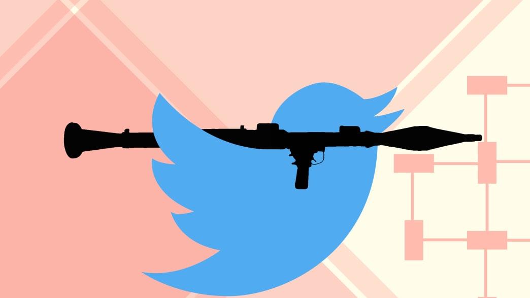 Syria's Jihadist Twitter Wars