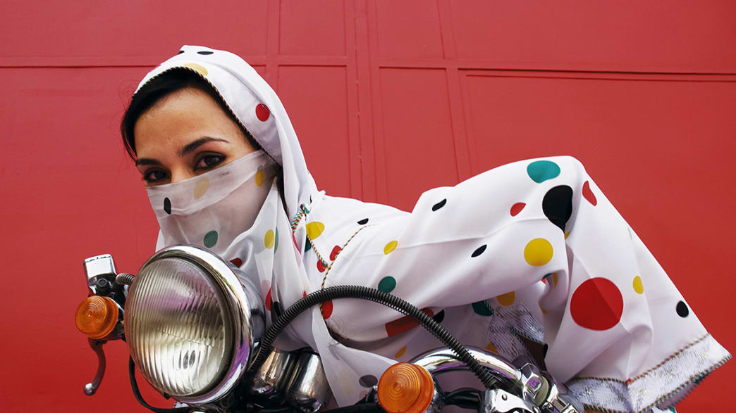 'Kesh Angels': The Biker Chicks of Morocco (Photos)