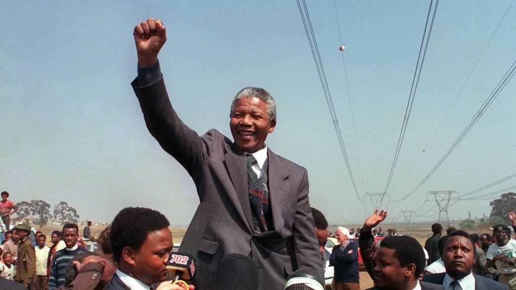 Mandela: The Miracle Maker