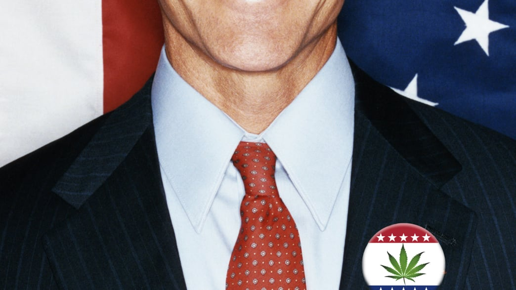 The New Politics of Pot: The 2014 Candidates Who Want to Legalize It