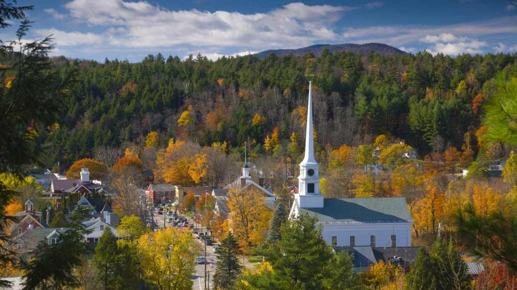 A Healthy Dose Of Vermont Soaking Up Fall In The