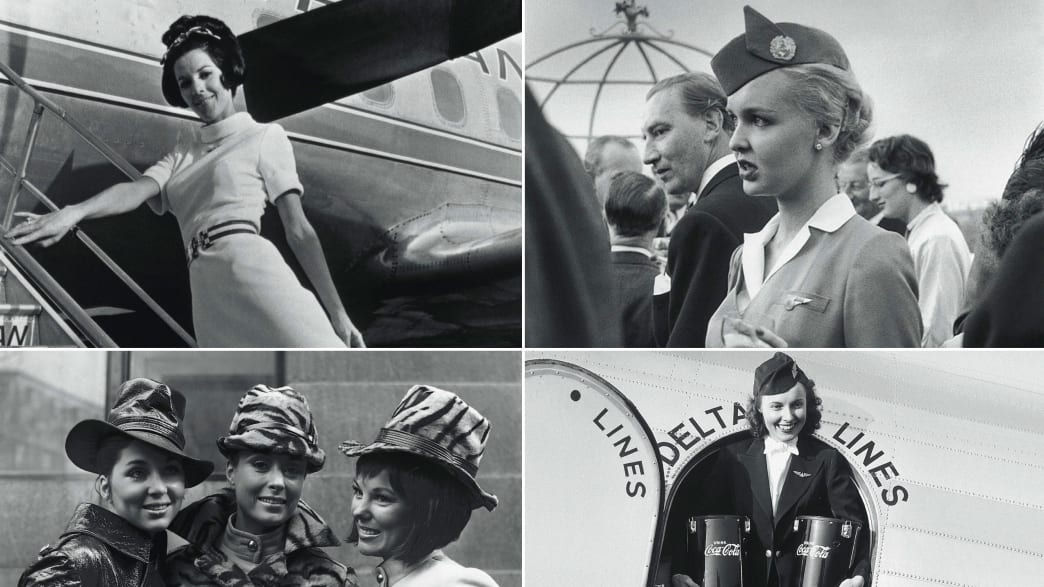 Airline Style Through the Years