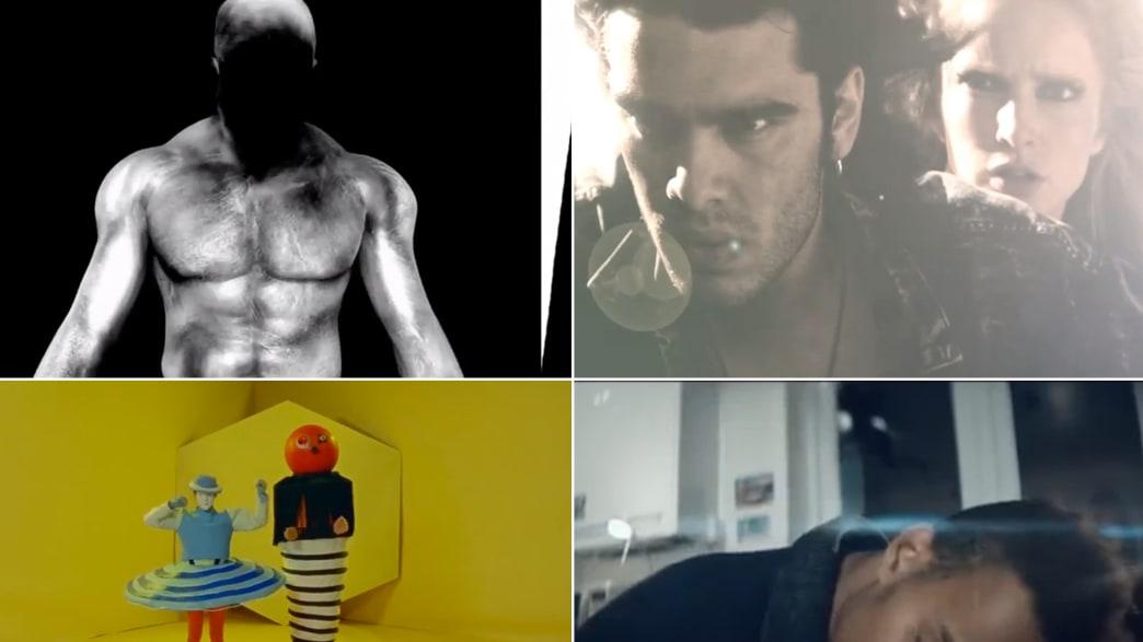 Kanye West, John Legend & More Best Music Videos of the Week (VIDEO)
