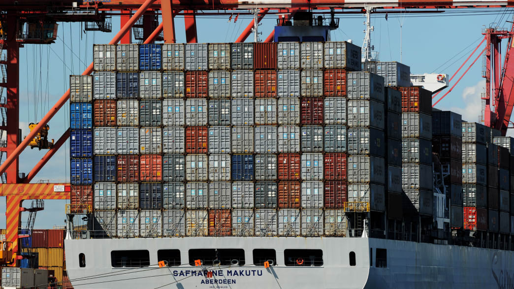 How Does All Your Stuff Get to You? Inside the Shipping Industry