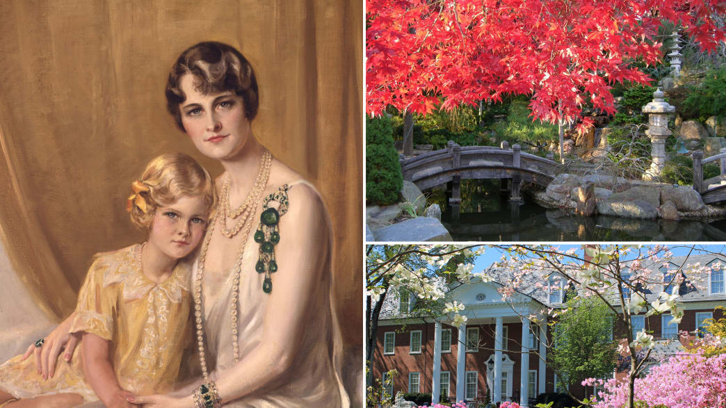 D.C.'s 'Downton Abbey' Mansion: Living Artfully at The Hillwood Estate