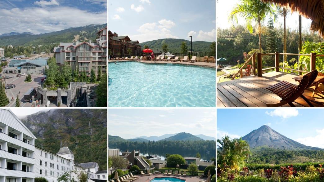 13 Gorgeous Mountain Retreats Around the World