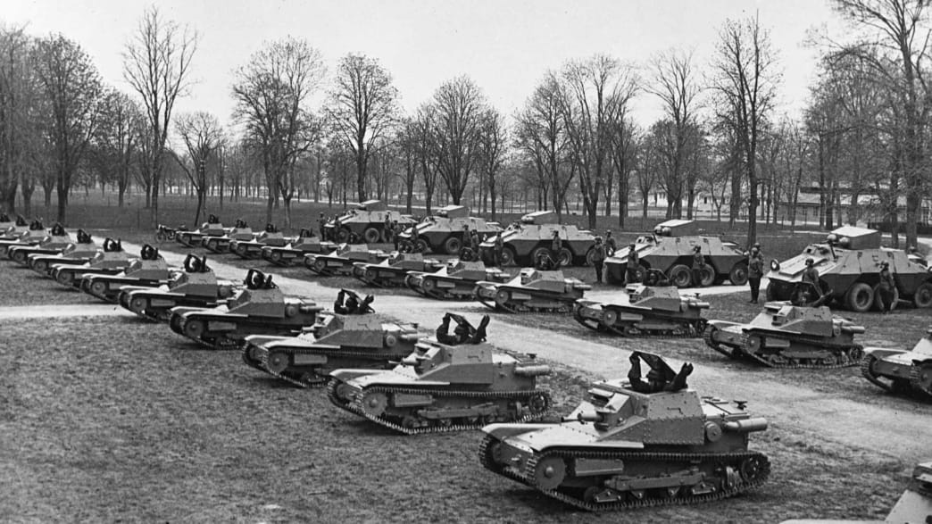 World War II's Strangest Battle: When Americans and Germans Fought Together
