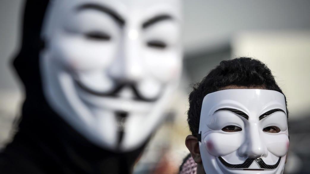 Anonymous Next Move