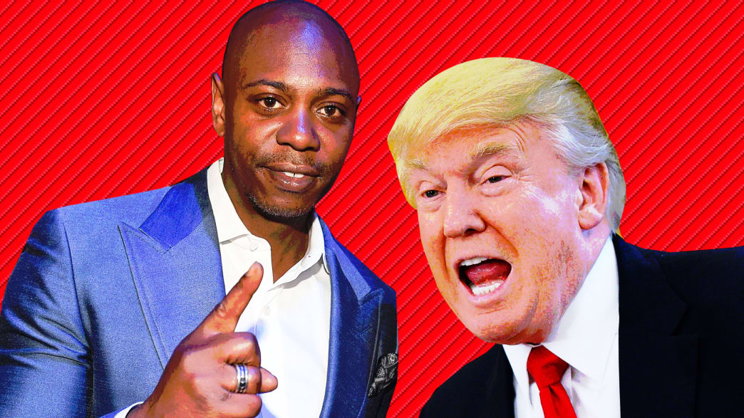 What Dave Chappelle Teaches Us About Donald Trump
