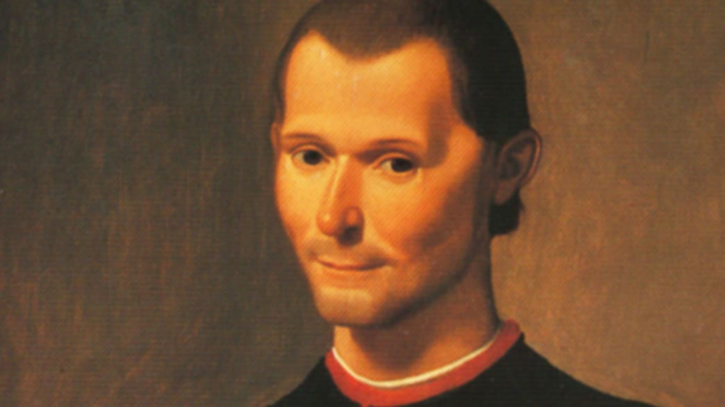 How Machiavelli Trolled Europe's Princes