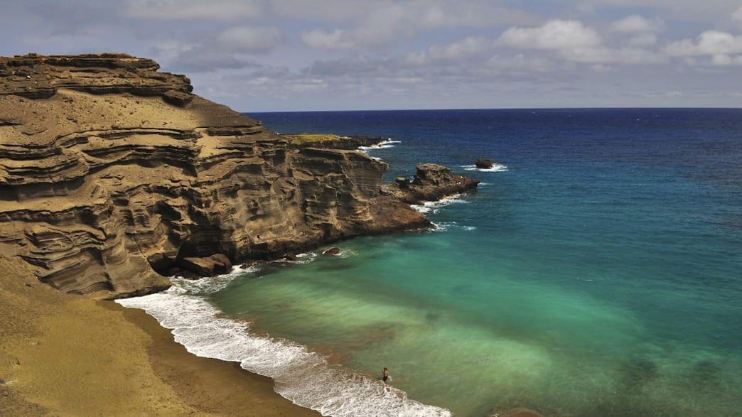 Five Brilliantly Colored Beaches