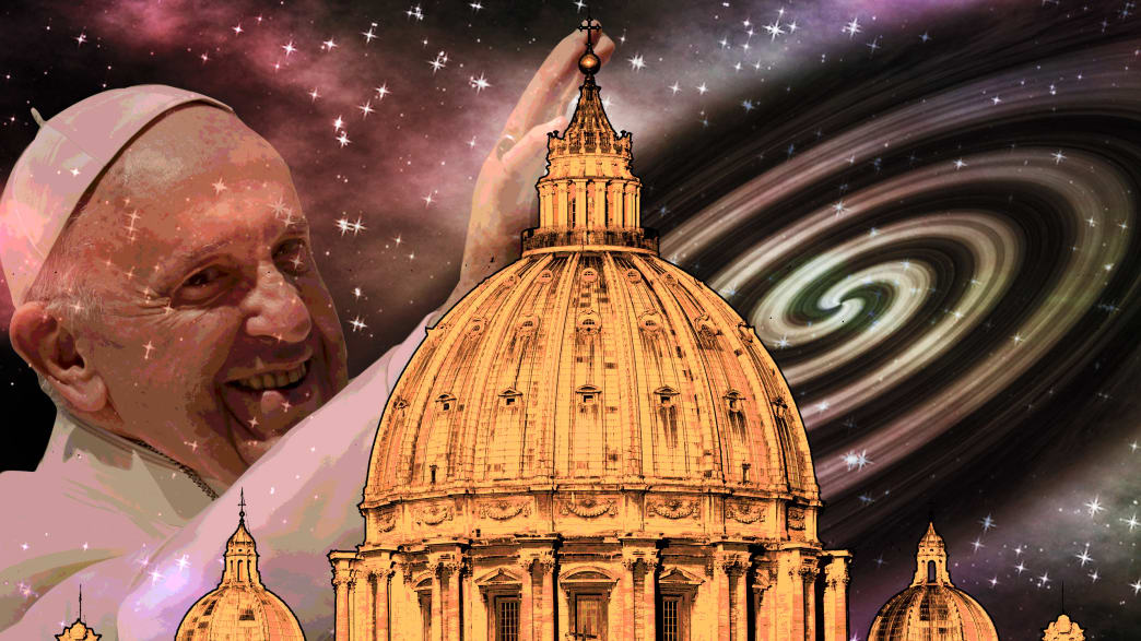 The Vatican Is Looking for God in the Stars