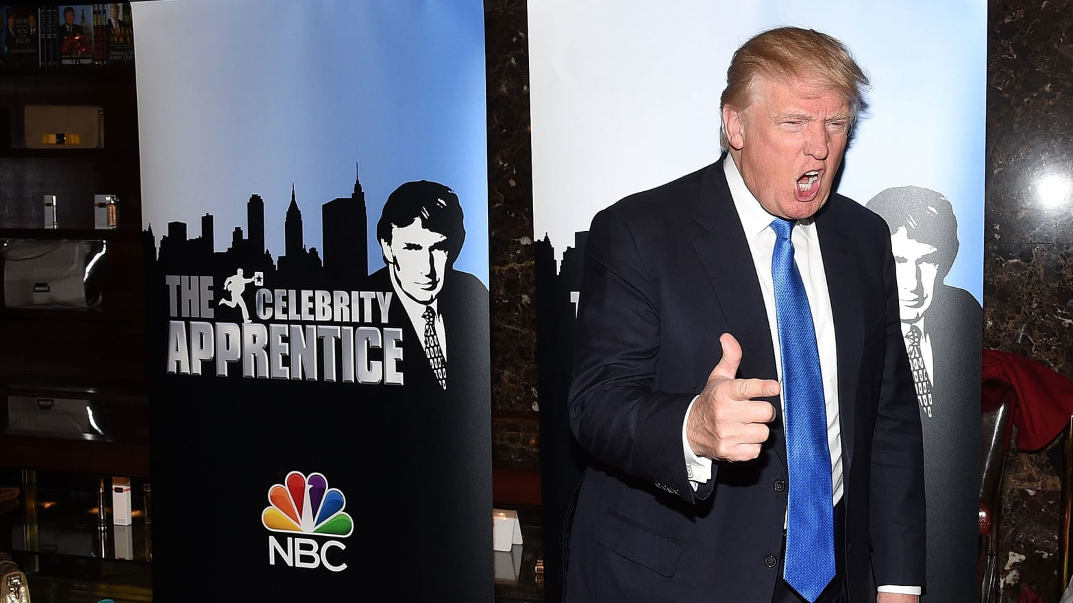 Donald Trump Thinks He's a Reality-TV 'Ratings Machine