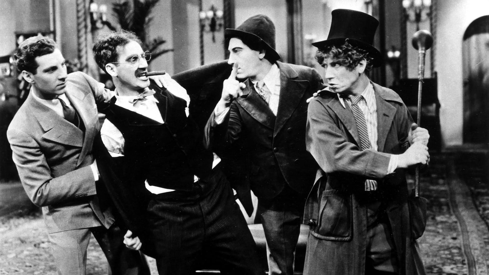 Are The Marx Brothers Still Funny
