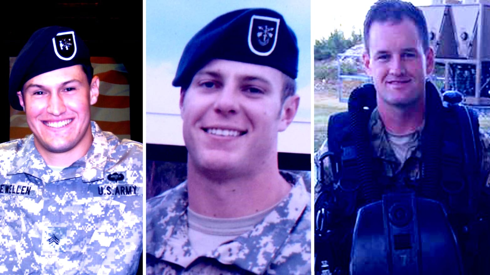 Green Berets 'Murdered by an Ally,' Families Charge