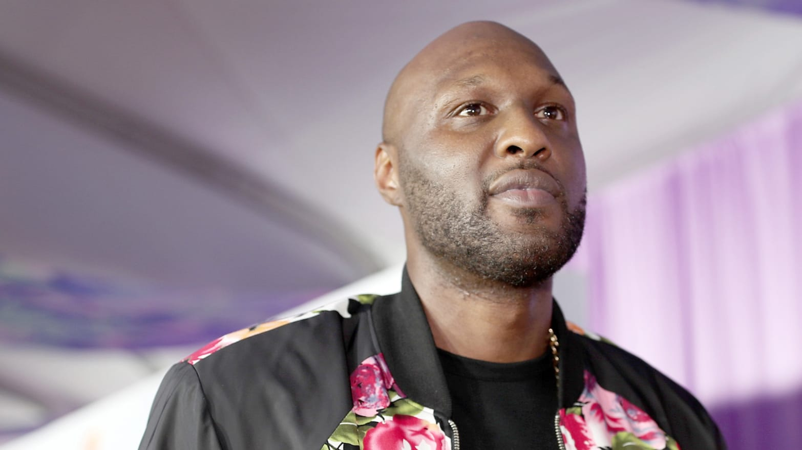 where is lamar odom now