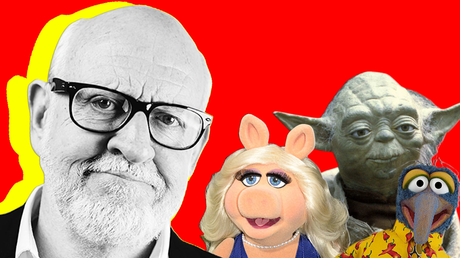 Star Wars' and 'Muppets' Icon Frank Oz Takes Us Behind the
