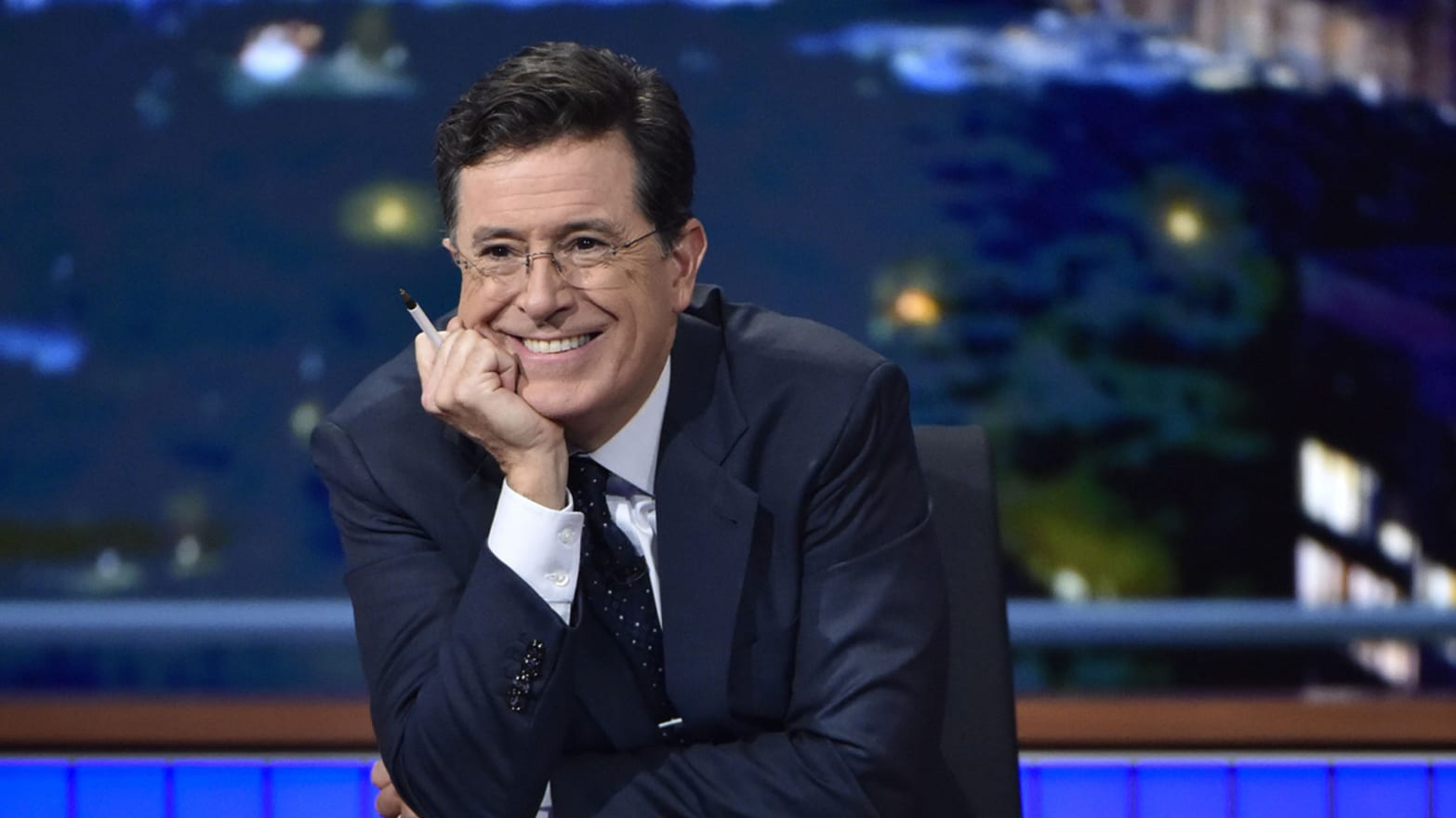 How Stephen Colbert Quietly Trumped Jimmy Fallon Online