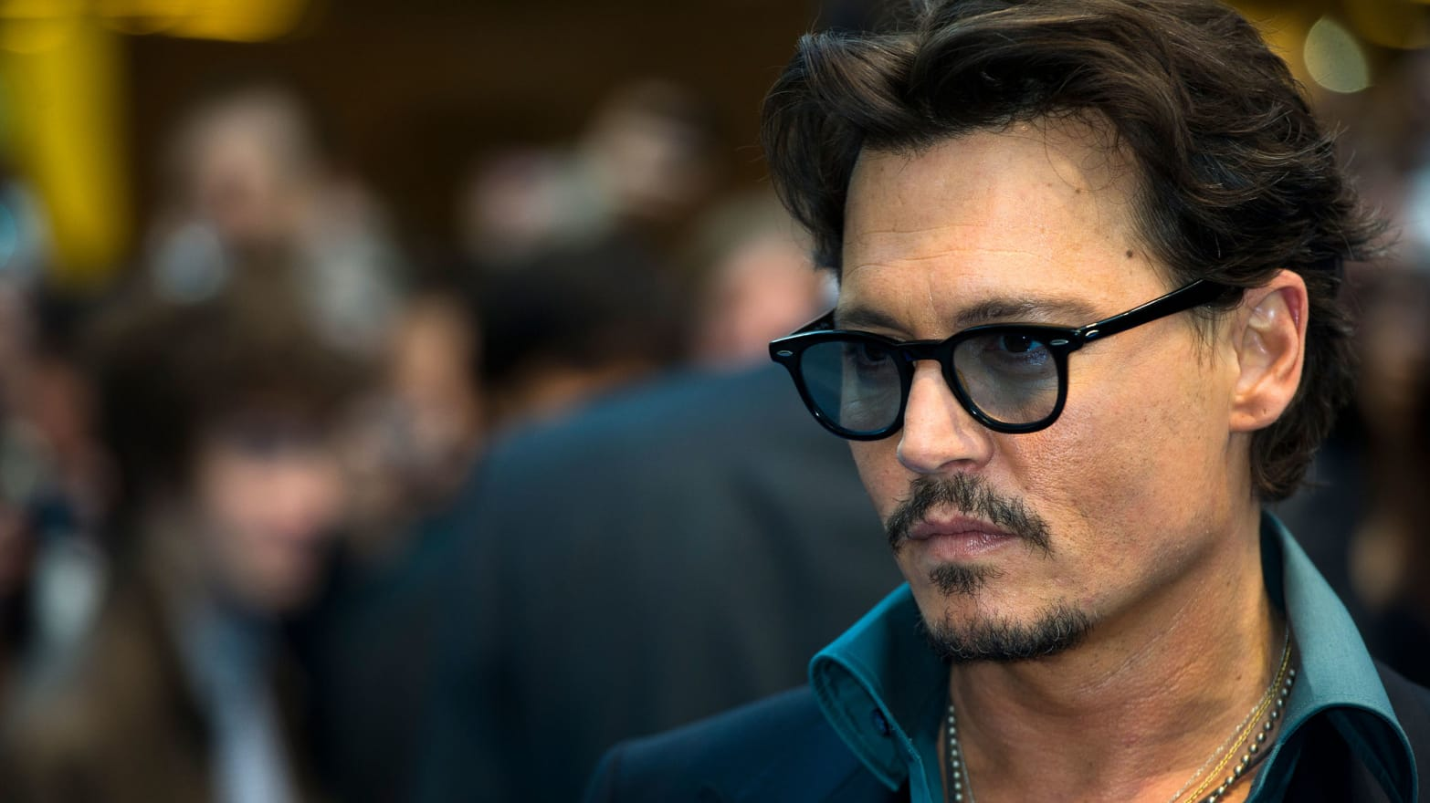 a6a429c43 Johnny Depp's Disturbing 'Sauvage' Campaign: Remember Amber Heard