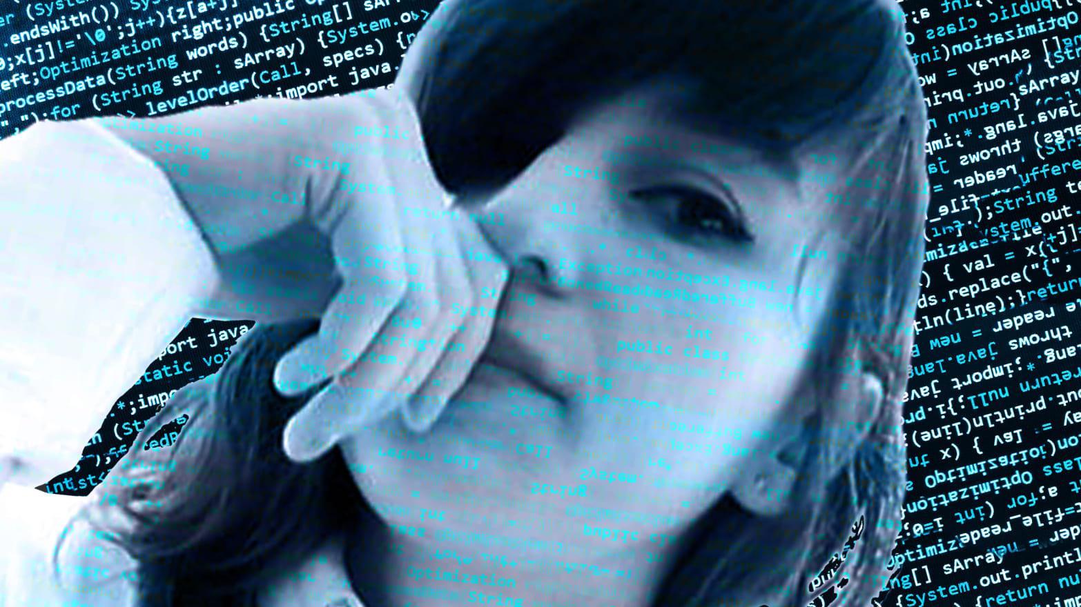 Did This Mysterious Female Hacker Help Crack the DNC?