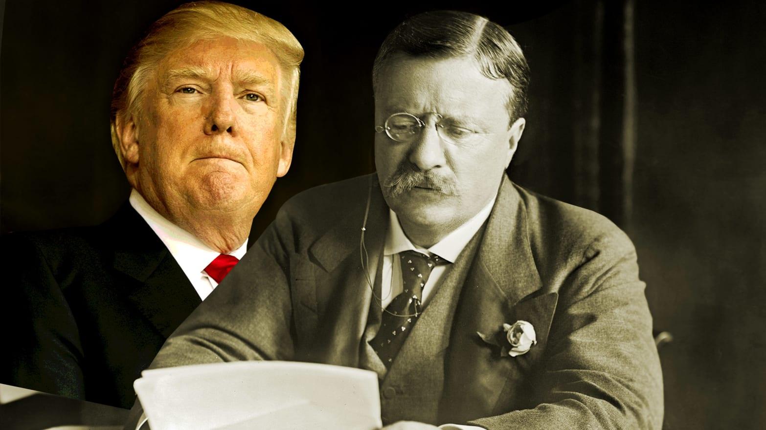 Uh, John Boehner: Trump Is the Opposite of Teddy Roosevelt