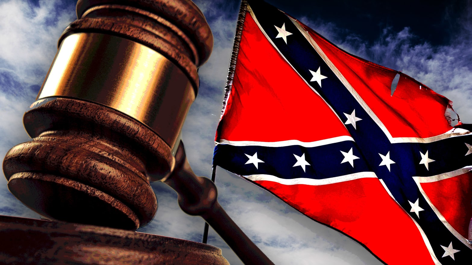 Georgia Cop: Let Me Fly Confederate Flag    or Else