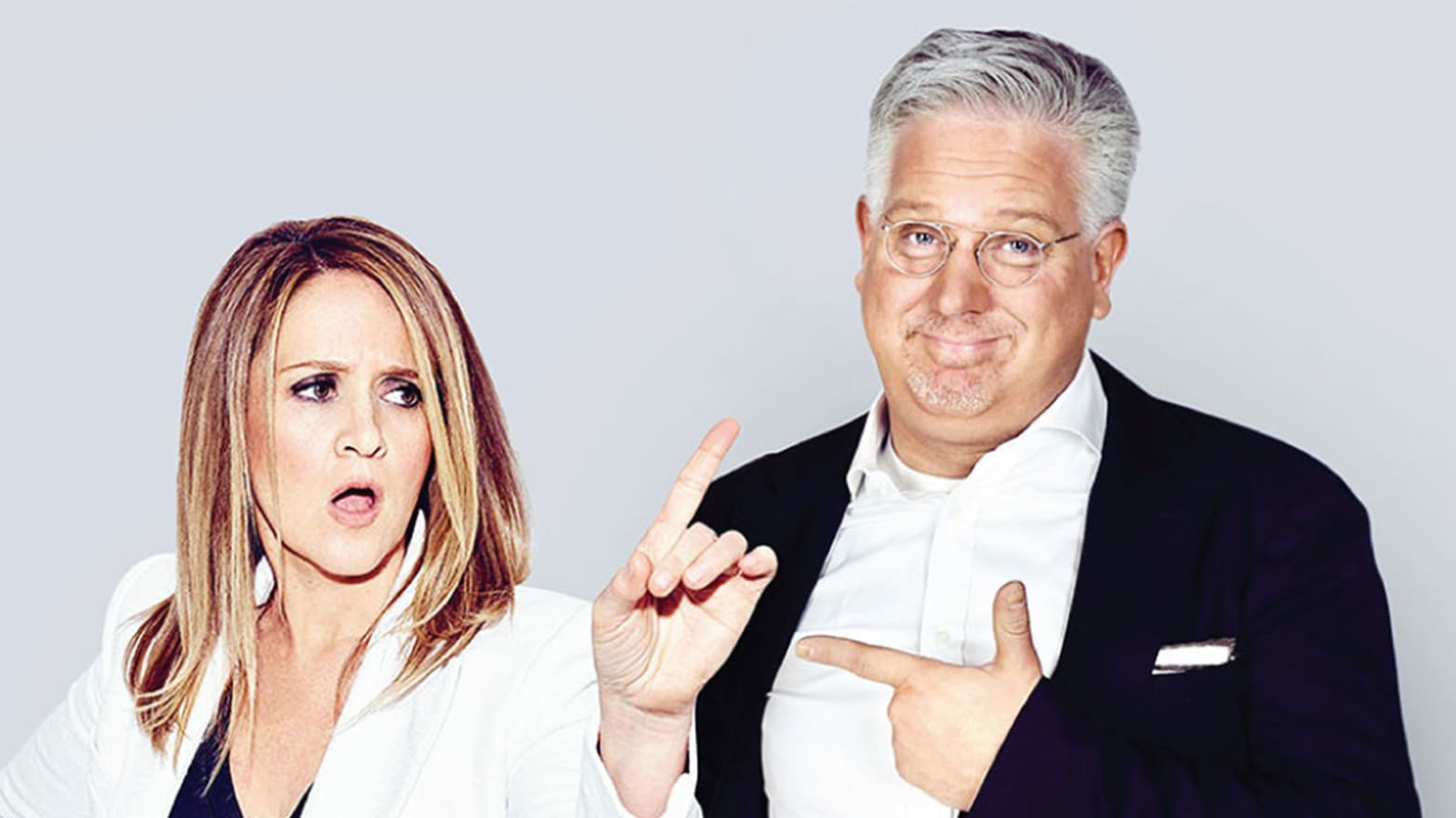 Christmas Sweater By Glenn Beck.Samantha Bee And Glenn Beck Unite Over Trump It S All Of