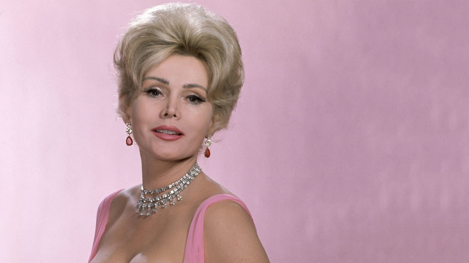 Zsa Zsa Gabors Fabulous Life The Kim Kardashian Of Her