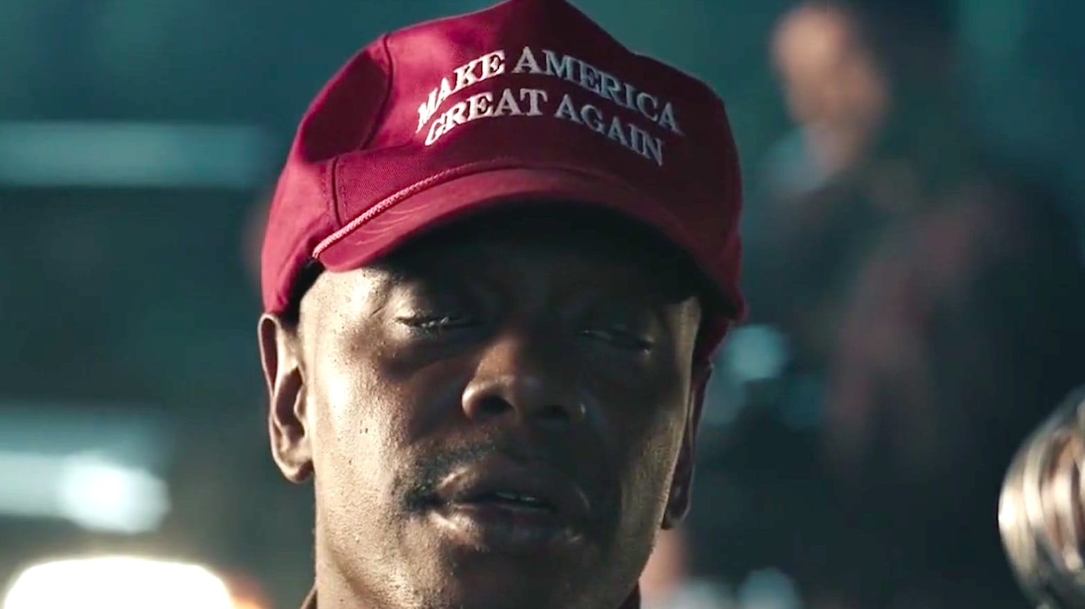 Snl Dave Chappelle S Black White Supremacist Clayton Bigsby Loves Donald Trump