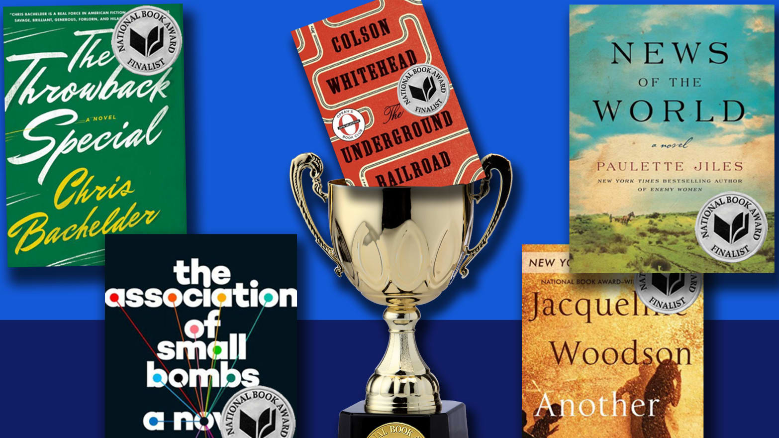 The National Book Award Has Gone to Hell