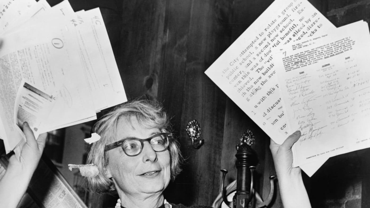 How Jane Jacobs Fought to Save New York