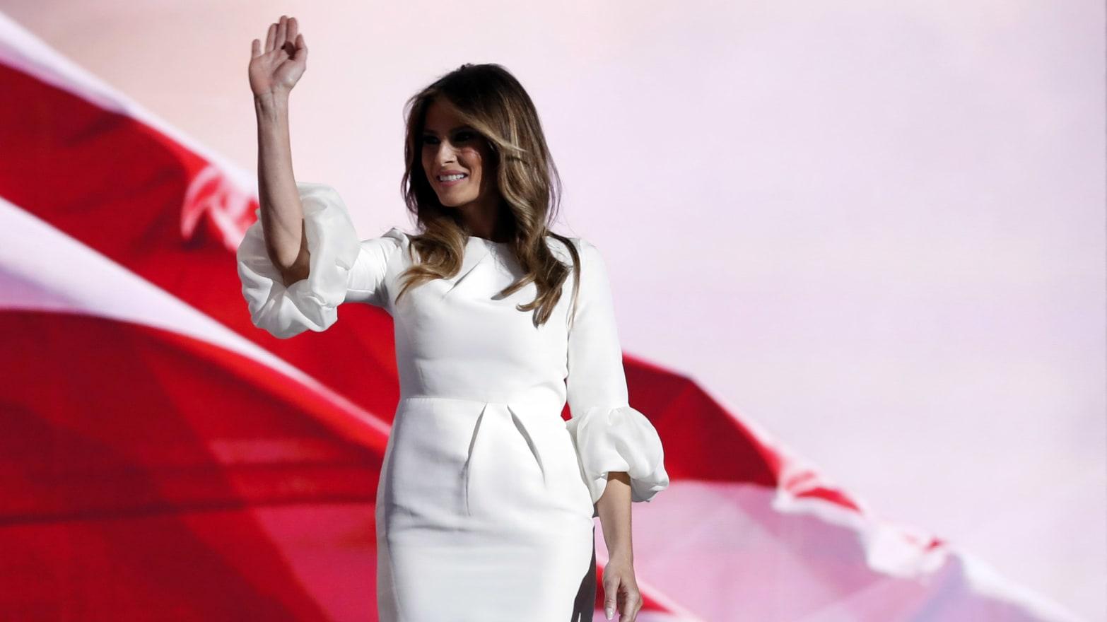 Will Fashion Designers Embrace Melania Trump