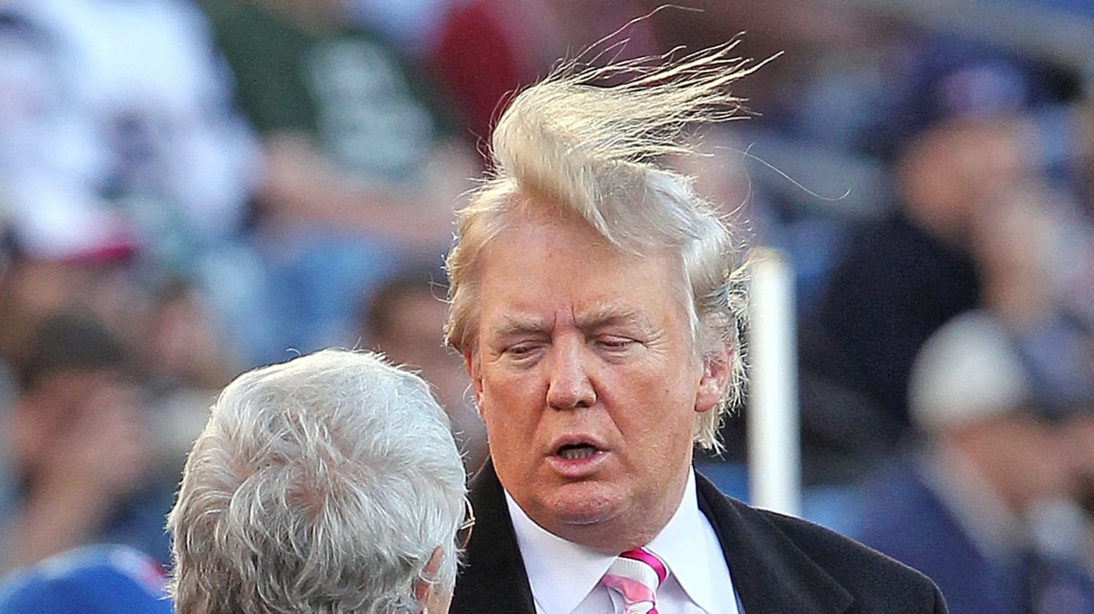 Can Trump's Hair Survive Inauguration Day?