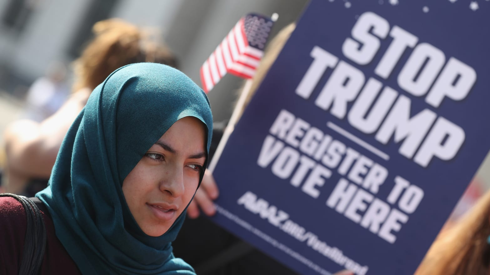 Starting Today, the Muslims Are Coming—to Vote!