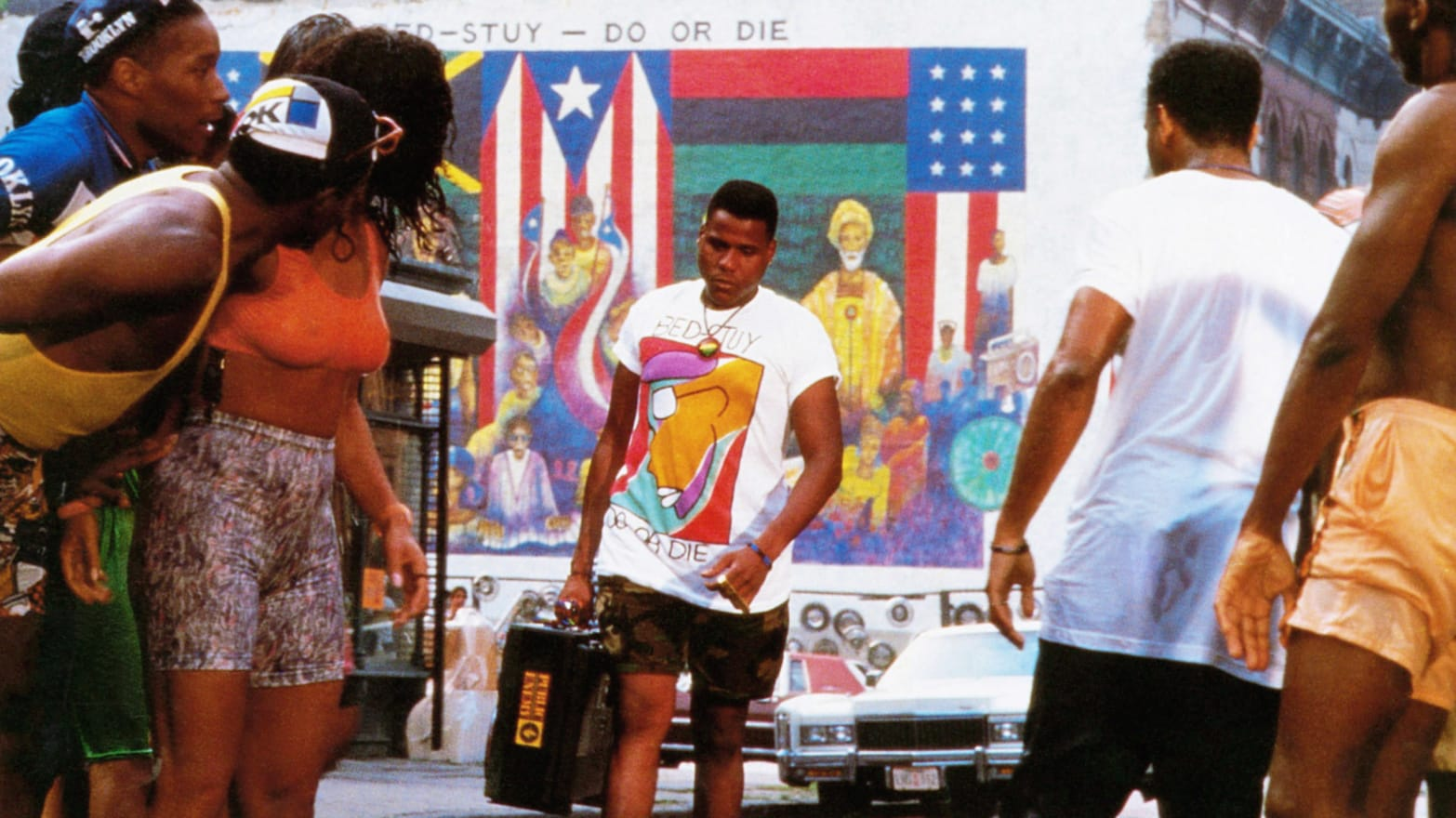 How Spike Lee's 'Do the Right Thing' Ignited Street Style