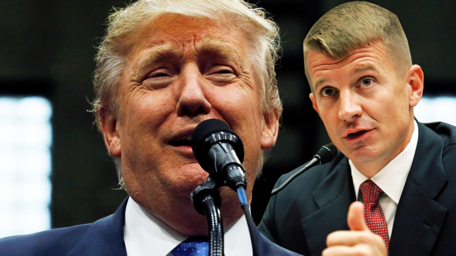 Blackwater Founder Erik Prince, Who Got Rich Off Of Iraq, Now ...