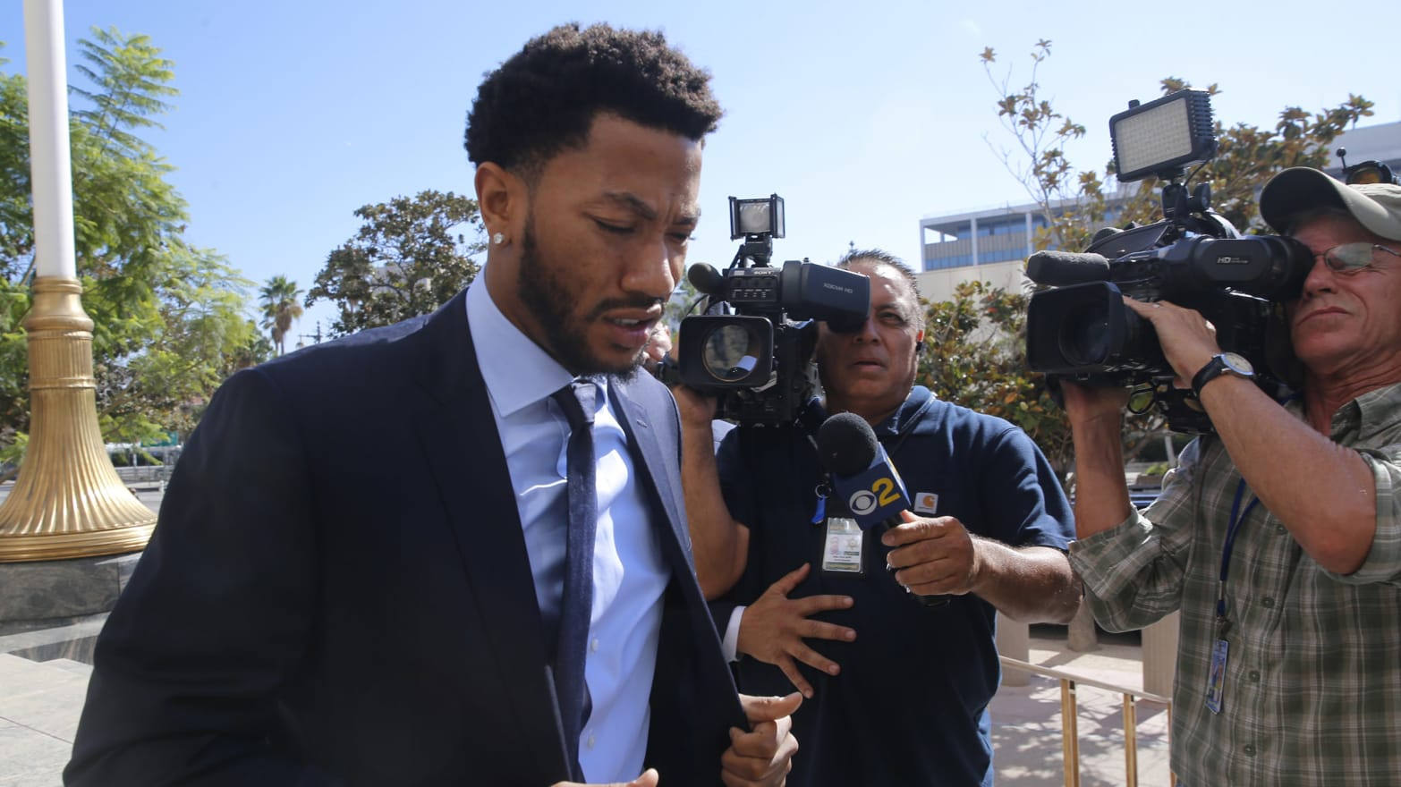 6389133b0a6d What Saved Derrick Rose at His  21 Million Rape Trial
