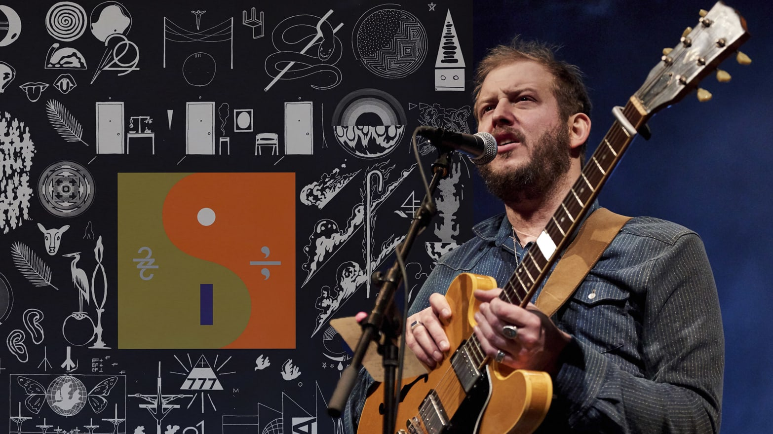 Bon Iver's '22, A Million': On the Futility of Finding Yourself