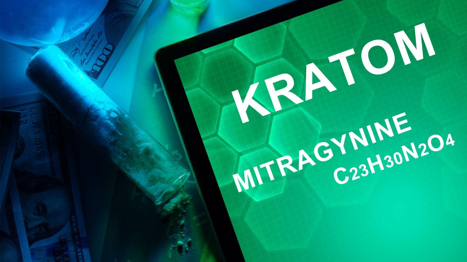 Opioid Cure' Kratom Ruins Lives, Too
