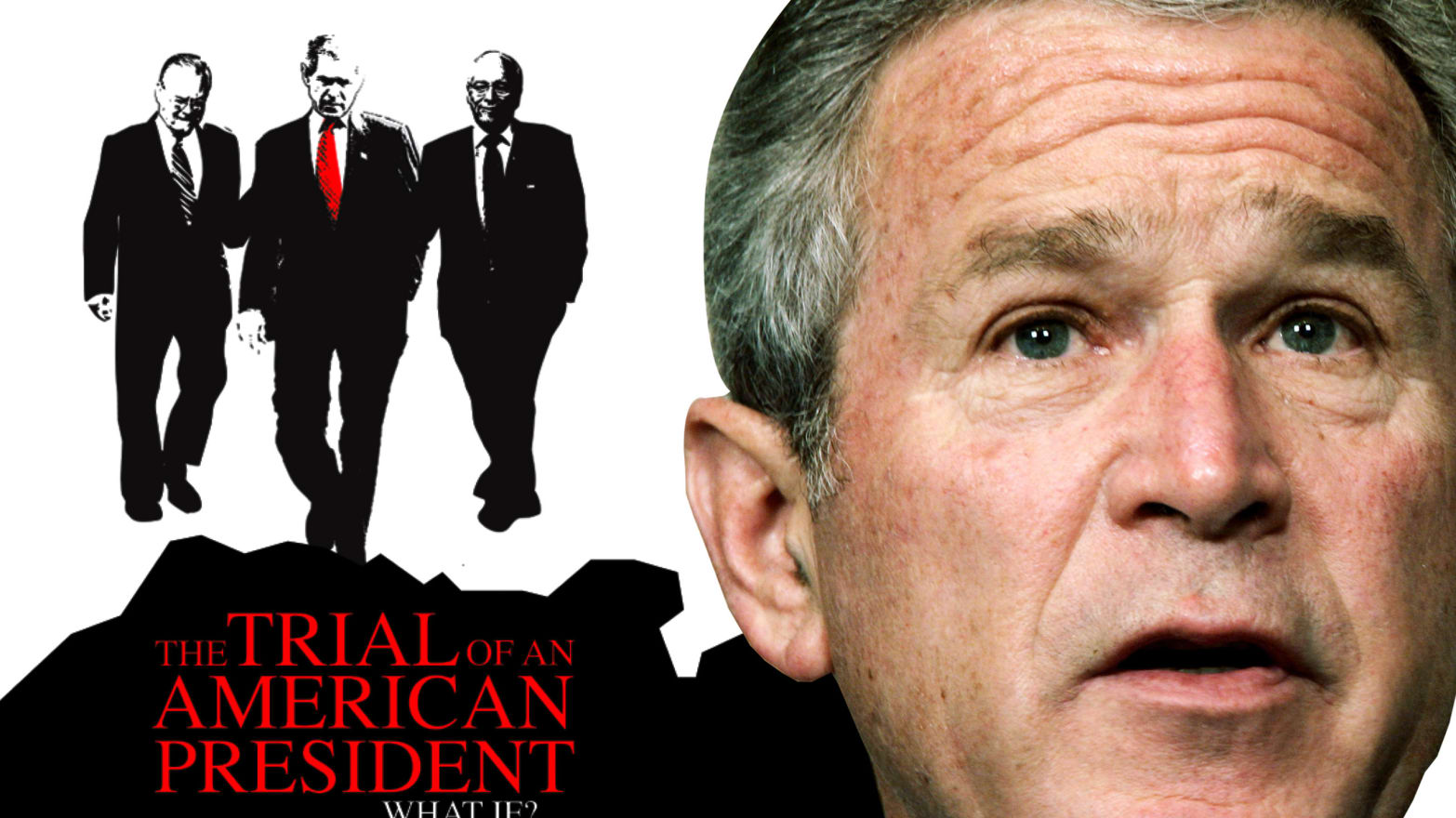 President Bush Confesses Hes War >> The Play Putting George W Bush On Trial For War Crimes